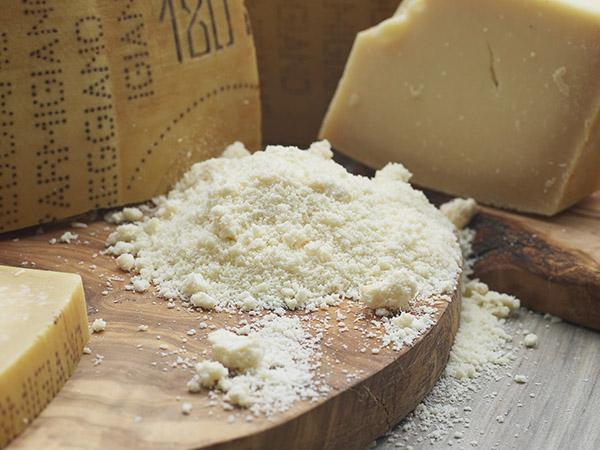 Fresh Grated Parmigiano Reggiano