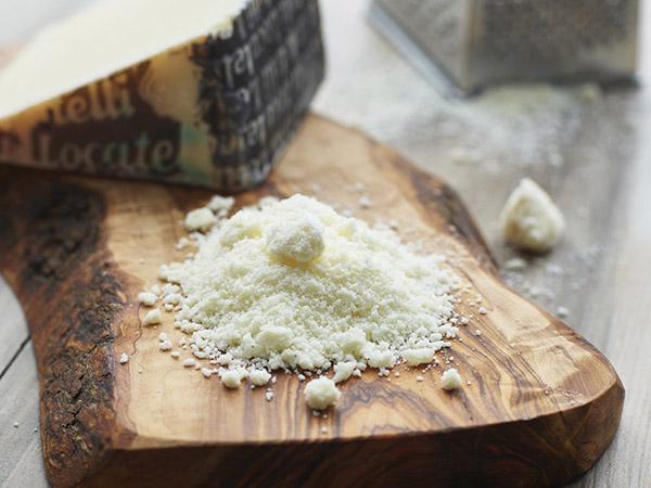 Fresh Grated Locatelli Romano