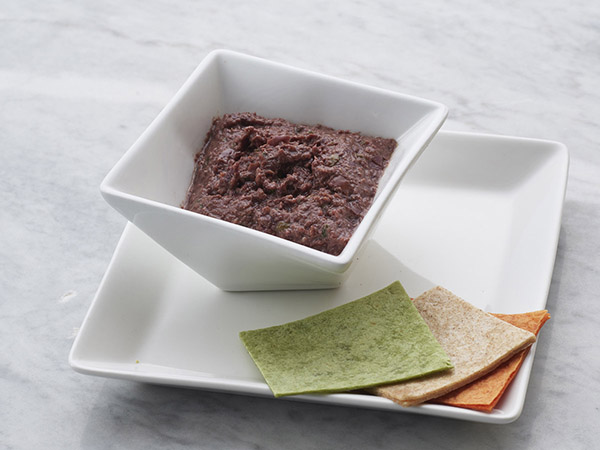 Olive & Garlic Tapenade