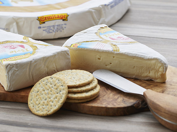 Ermitage Brie Cheese