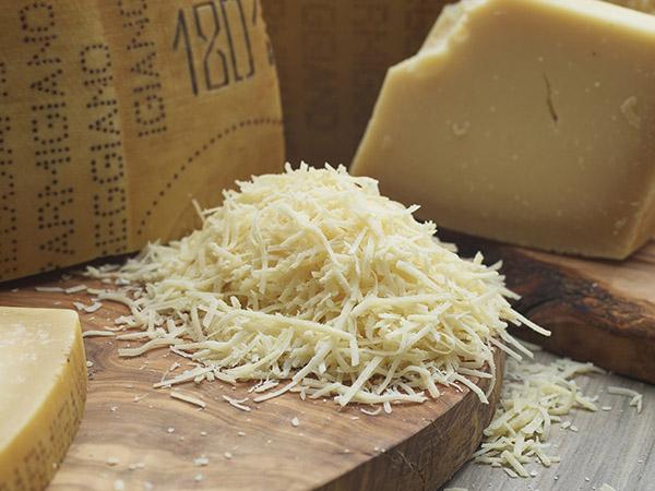 Shredded Italian Parmigiano Reggiano