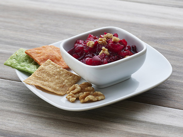 Cranberry Walnut Cheese Spread