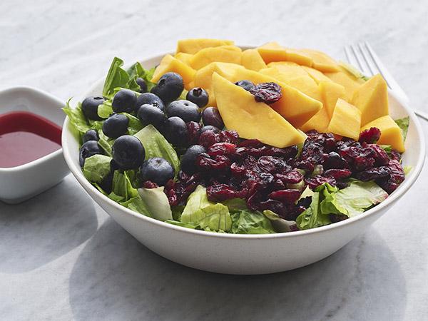 Mango Blueberry Salad