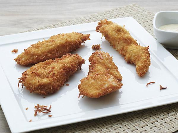 Cocnut Chicken Fingers