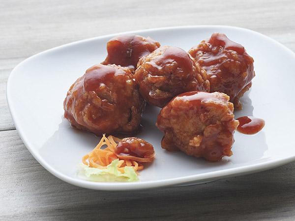 Honey Glazed Chicken Bites