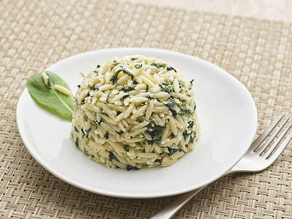 G&G Orzo Florentine W/ Spinac