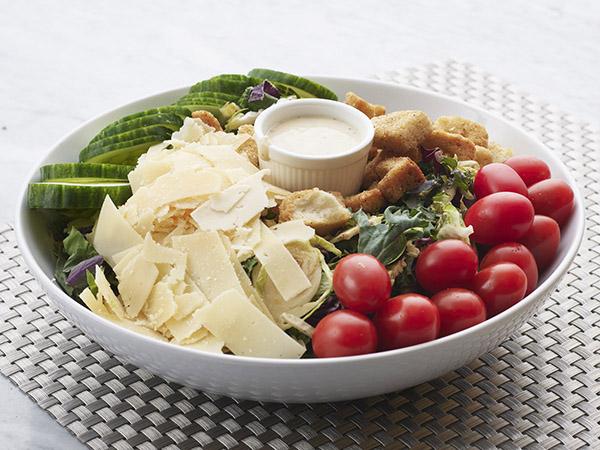 Superfood Kale Caesar Salad