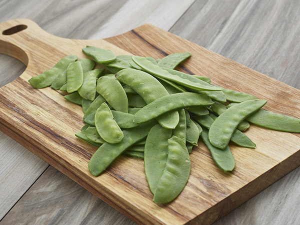Cut Snow Peas