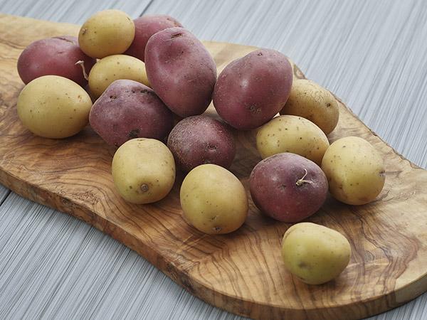 Baby Mixed Potatoes