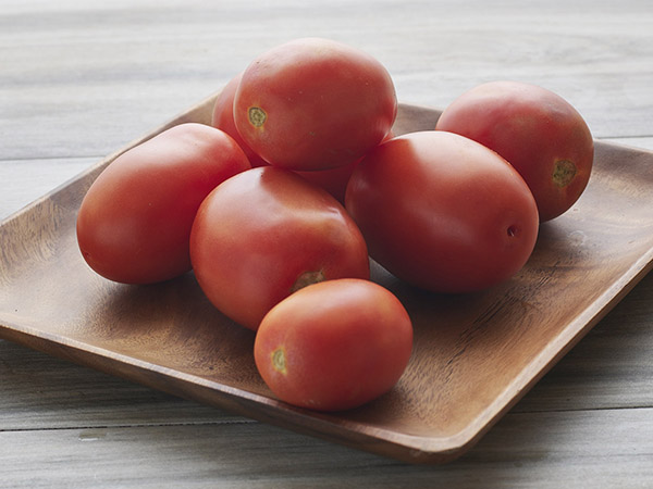 Tomatoes Plums