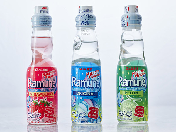 Japanese Soda