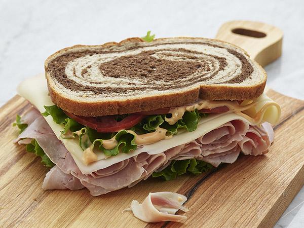 Ham Delight Wrap
