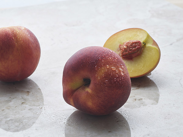 Peaches Yellow Flesh