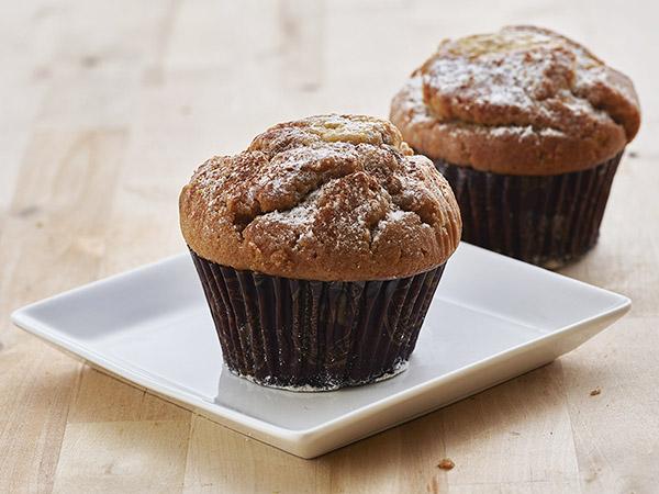 Yogurt Cappuccino Muffins