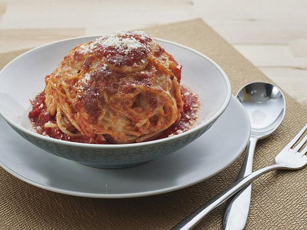Spaghetti Muffin
