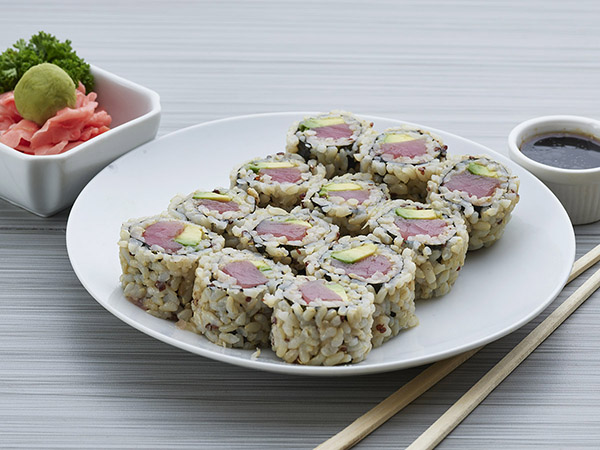 Tuna Avocado Roll (Brown)