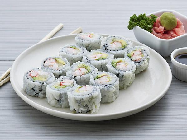 Shrimp California Roll