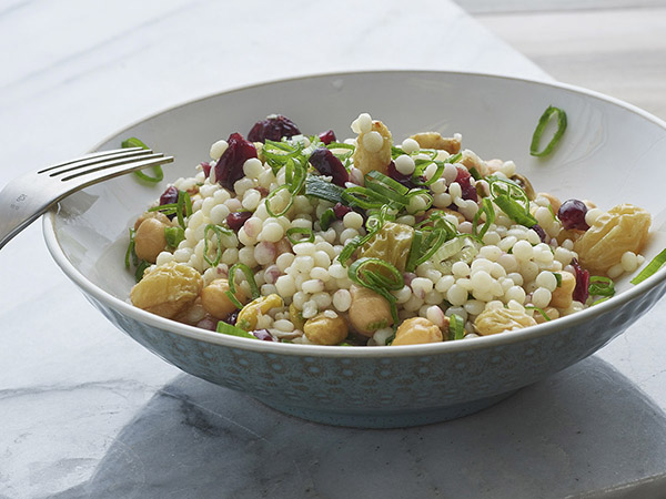 Israeli Pearl Salad