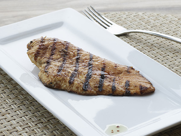 Grilled Chicken-Balsamic