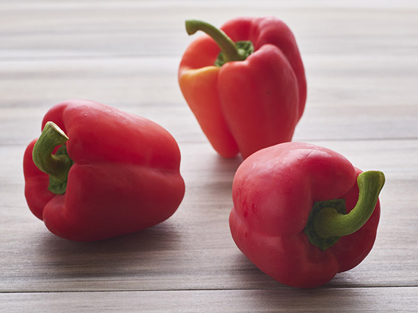 Holland Red Peppers