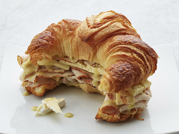 Turkey Brie Croissant