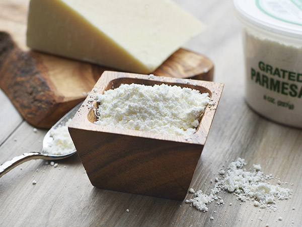 Aged Grated Parmesan Cheese