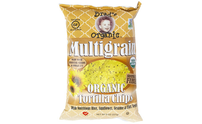 Brads Organic Organic Multigrain Chips