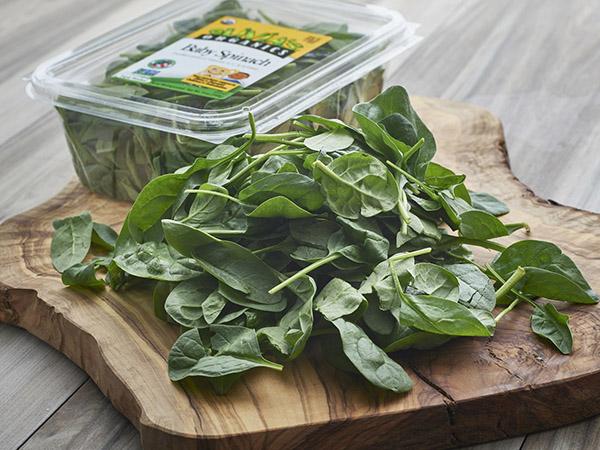 Olivia Organics Spinach