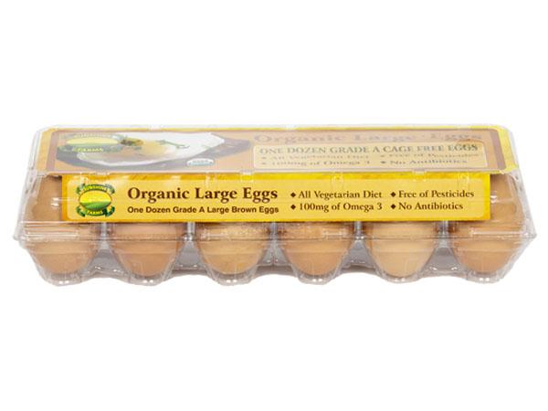 Sunshine Organic Large Eggs