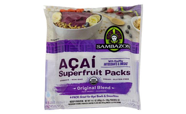 Sambazon Acai Berry Superfruit