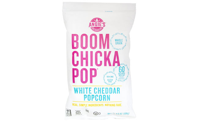 Boom Chicka Pop White Cheddar Popcorn