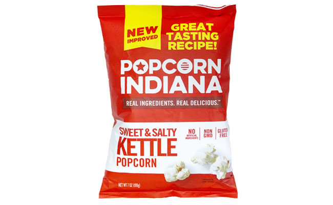 Kettle Corn Sweet & Salty