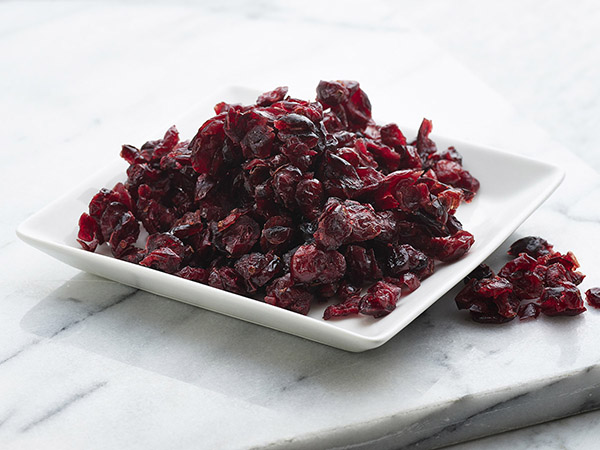 Soft Juicy Cranberries