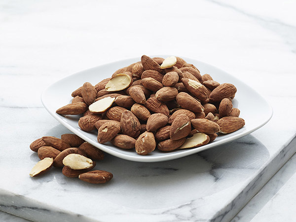 Almonds Unsalted Roasted