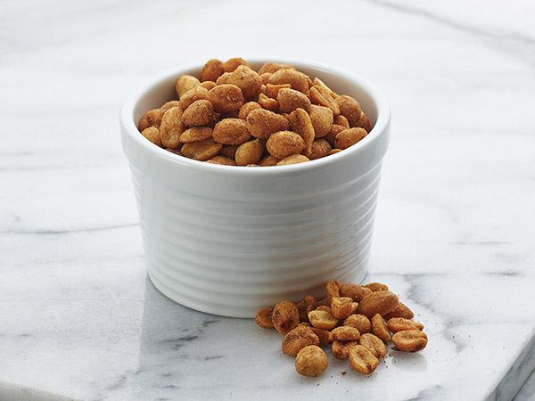 Hot & Spicy Peanuts