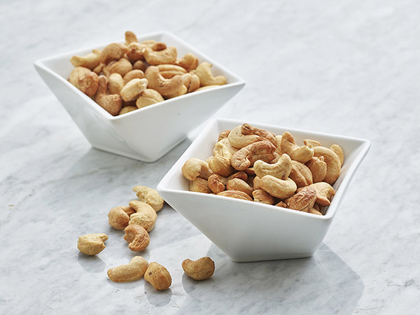 Natural Roasted Salted Cashews