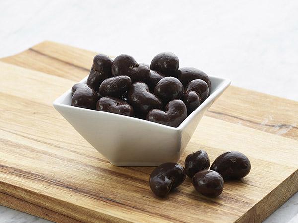 Pure Dark Chocolate Cashews