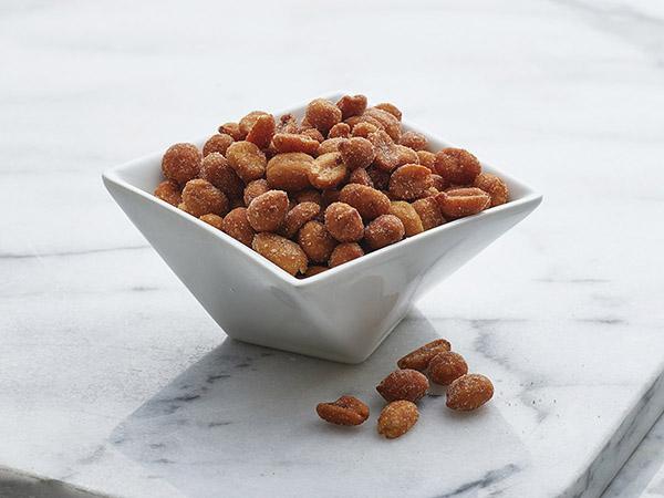 Natural Honey Roasted Peanuts