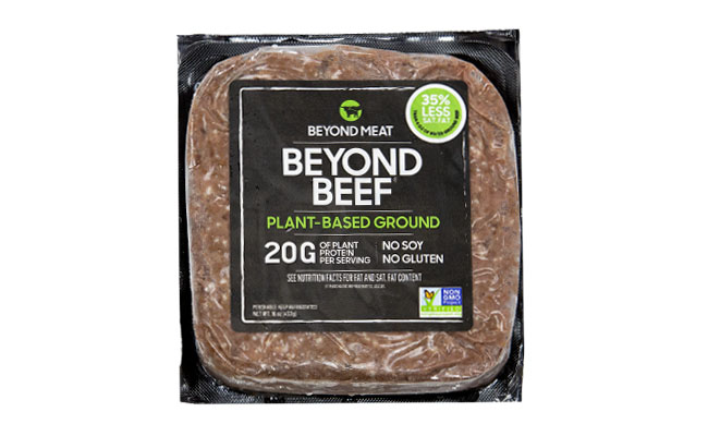 Beyond Meat Beef