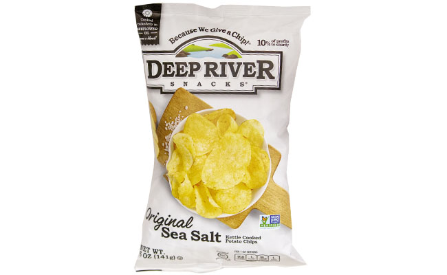 Deep River Saled Kettle Cooked