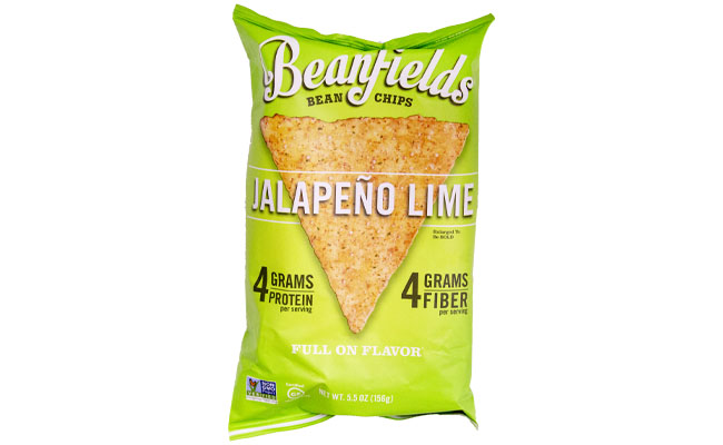 Beanfield's Chips Jalapeno Lime
