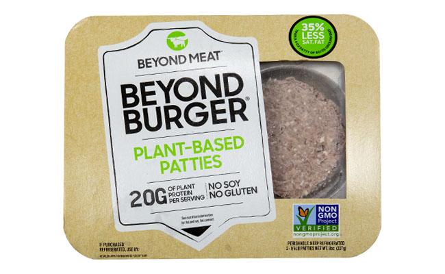 Beyond Meat Beef Burger