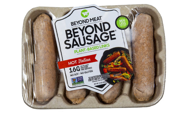 Bm Beyond Sausage Hot Italian