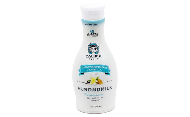 Califa Farms Unsweetened Vanilla Almond Milk