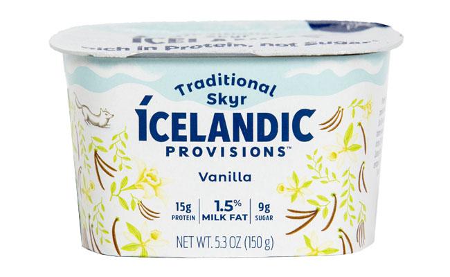 Skyr Yogurt Vanilla