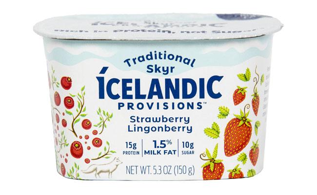 Skyr Yogurt Strawberry