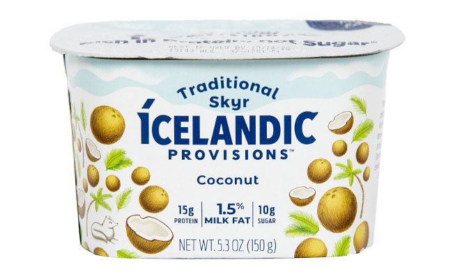 Skyr Yogurt Coconut