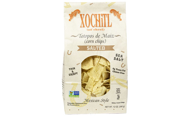 Xochitl Mexican Style Corn Chips
