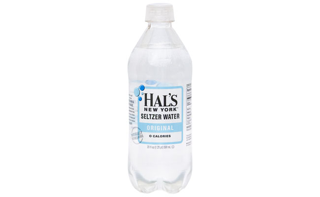 Hal's Ny Original Seltzer