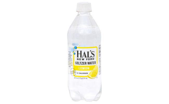 Hal's Ny Lemon Seltzer